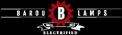 Barou's Electrified Lamps